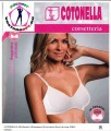 Бюстгальтер COTONELLA REGGISENO DNA - CD016
